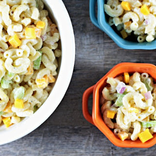 Macaroni & Cheese Salad