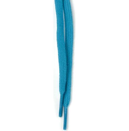Skosnöre turkos 191 110cm