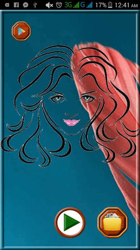 髮型selfie