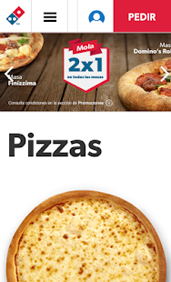Dominos Pizza - Venta Online Screenshot 2