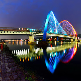 Butterfly Colors Bridge... by Irwan Yosi - Buildings & Architecture Bridges & Suspended Structures