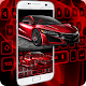 Cool red car keyboard Download on Windows