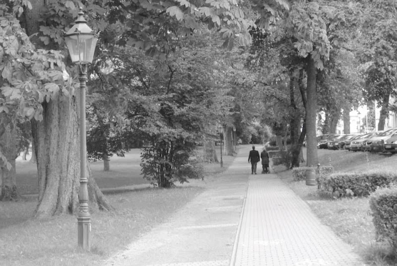 Walking di Nida