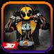 ライダーゴースト3D /クライマックス変身ヒーローズファイターズ