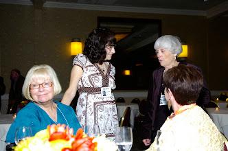 Photo: Leslie Van Doren Lynch, Faith Moody Fults, Betty Beaudette Fruchey and Sue Mertz