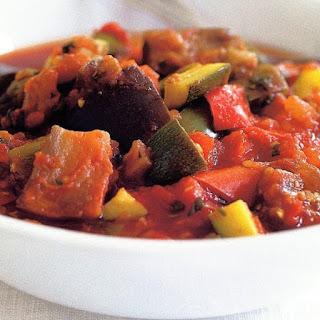Slow Cooker Traditional Ratatouille Recipe