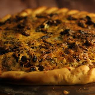ANCHOVIE PIZZA.