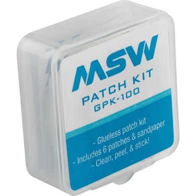 MSW GPK-100 Glueless Patch Kit, Each