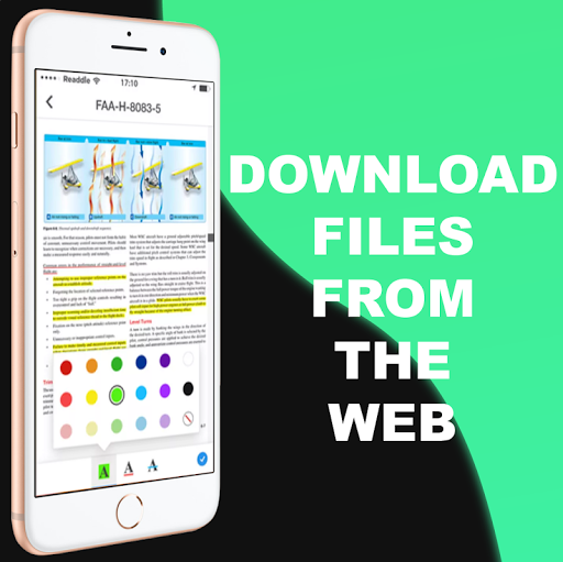 Documents by Readdle File Manager Documents Helper 1.0 screenshots 2