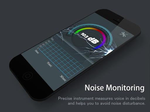 Noise decibel