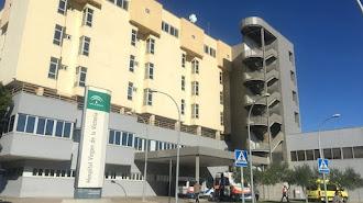 Imagen de archivo del hospital malagueño.