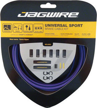 Jagwire Universal Sport Brake Kit alternate image 3