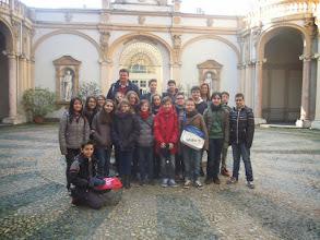 "Photo: 11/02/2015 - Scuola media ""Dante Alighieri"" di Torino. Classe II O."