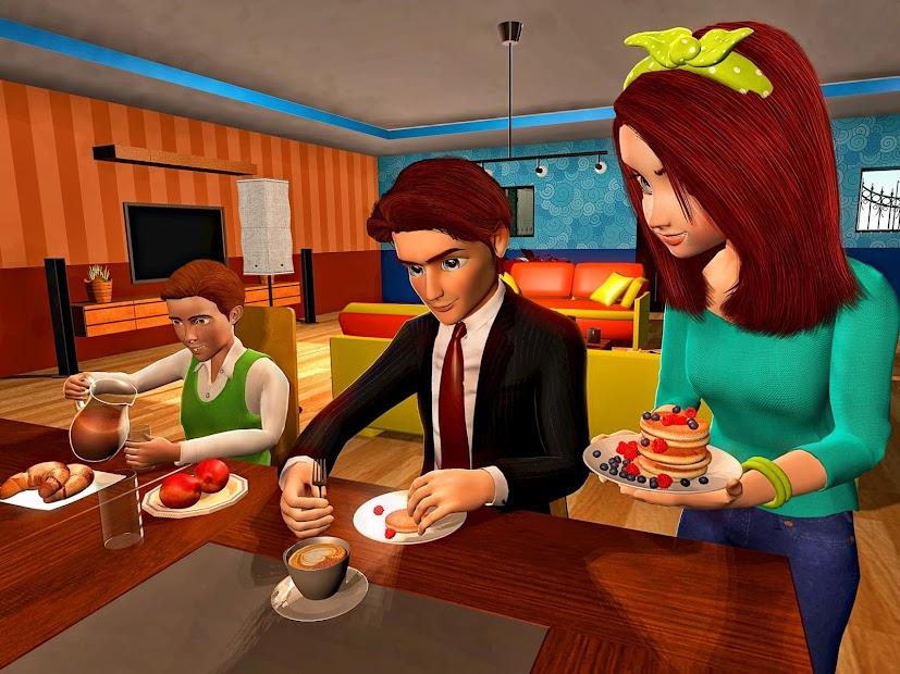 Virtual Mother Game: Family Mom Simulator screenshot 12