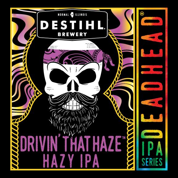 Logo of DESTIHL Deadhead IPA Series: Drivin' That Haze