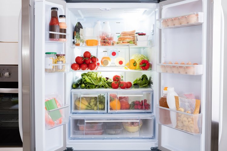 Properly storing foods in the fridge can help fight food waste.