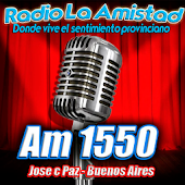 Radio La Amistad AM 1550