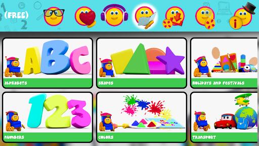 Bob the Train Nursery Rhyme Videos for Kids 1.2 screenshots 3