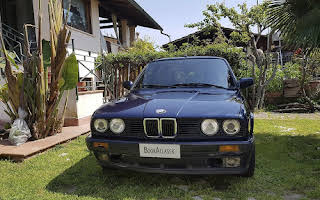 BMW Touring E30 Rent Lazio