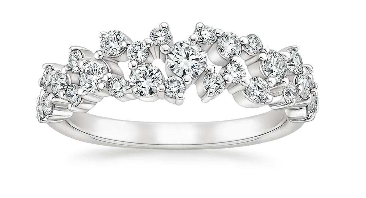 estrella diamond ring