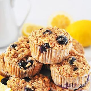 Blueberry Lemon Muffins.