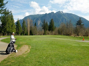 Photo: There are great views and few hazards at Mt Si - a delightful combination!