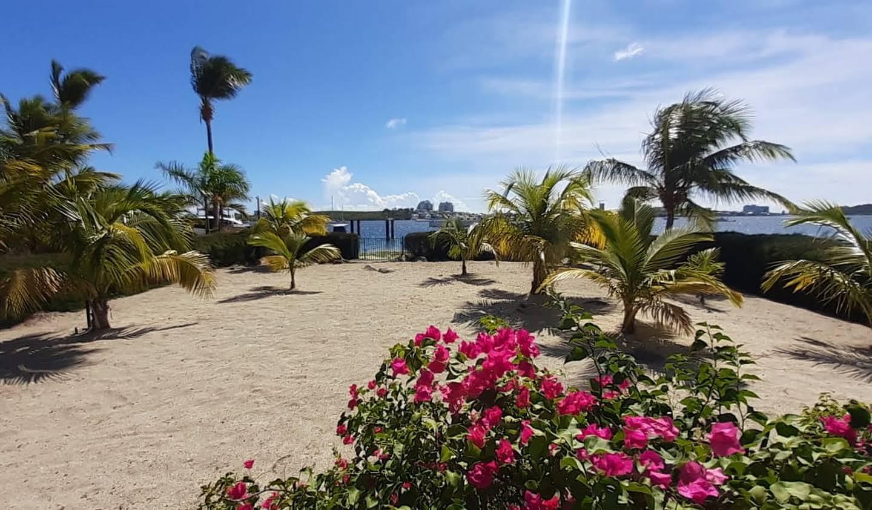 Villa en bord de mer avec jardin Saint-Martin