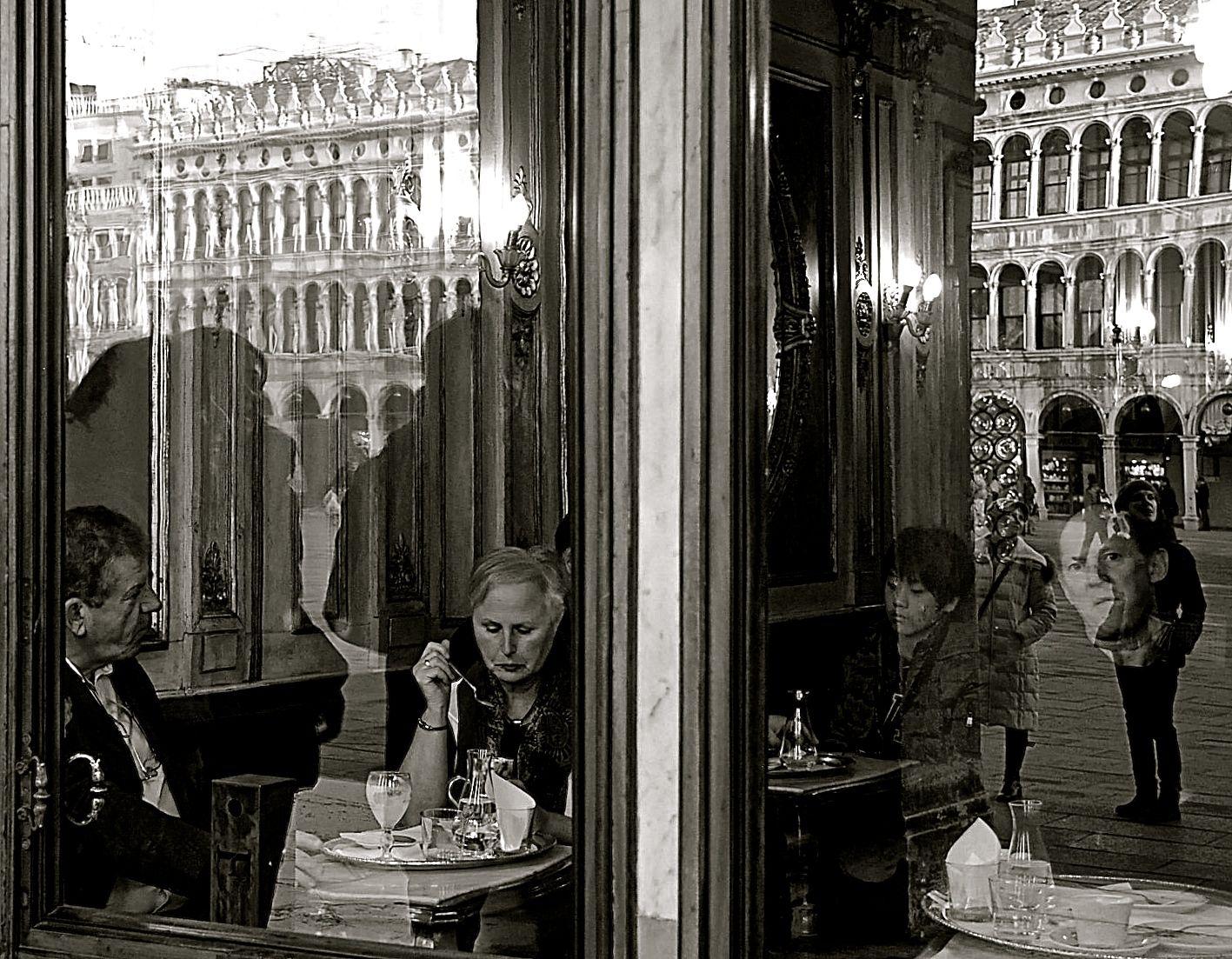 In caffetteria di Alessandra Alba
