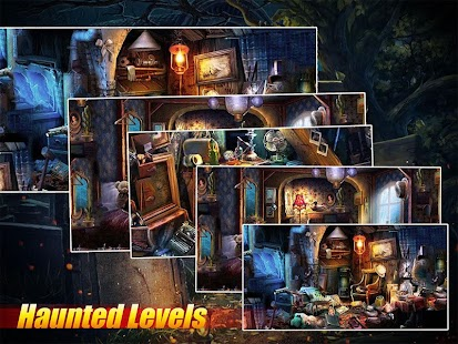 Haunted Places Hidden Objects - náhled