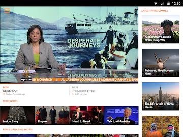 Al Jazeera English Screenshot 8