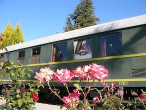 Photo: Atatürk'ümüzün kullandığı Vagon Çamlık Tren Müzesi - Selçuk