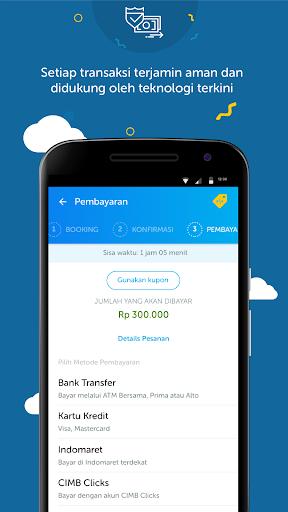 Airy - Tiket Pesawat & Hotel Murah  screenshots 4