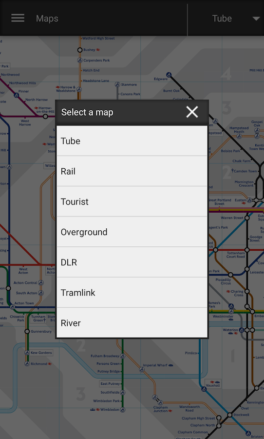London Tube Master- screenshot