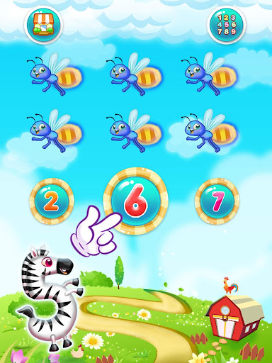 123 number games for kids - Count & Tracing 1.7.3 Screenshots 8
