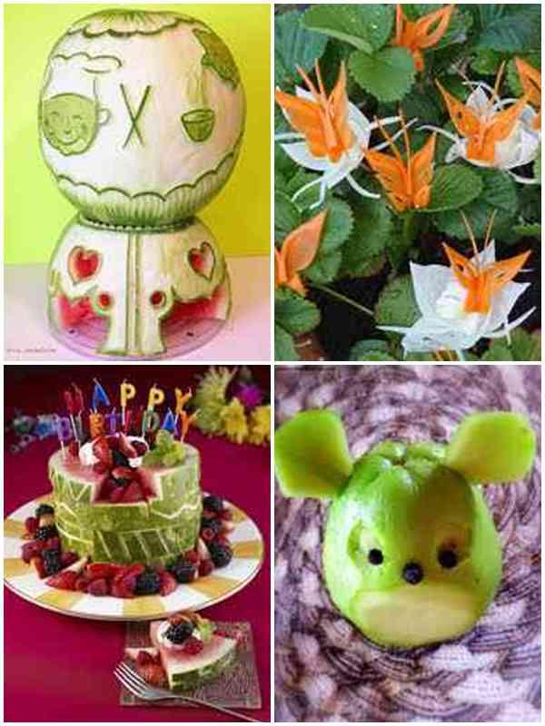 Carving fruits and vegetables android apps on google play