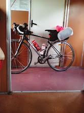 Photo: W pociągu do Poznania