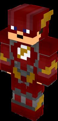 Flash Nova Skin