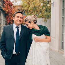 Wedding photographer Nastya Podoprigora (gora). Photo of 08.12.2016