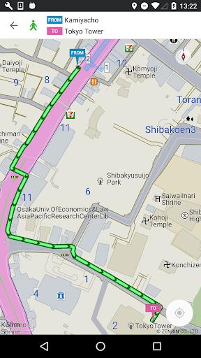 Japan Travel u2013 Route, Map, Guide, JR, taxi, Wi-fi 2.21.1 PC u7528 3