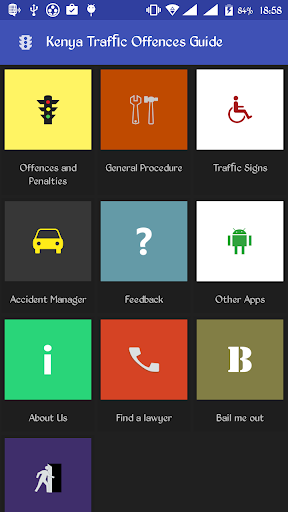 Kenya Traffic Offences Guide
