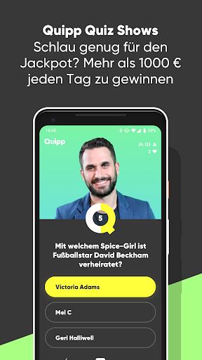 Quipp screenshot 1