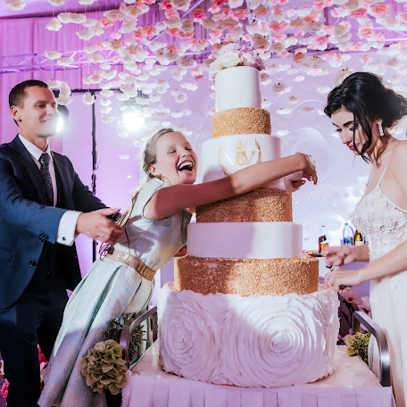 Wedding photographer Klim Chervyakov (Klim). Photo of 30.11.2017