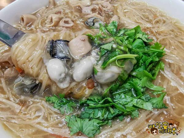 台東美食 客來吃樂~傳承3代大腸蚵仔麵線、飄香50年黑糖綠豆蒜,鐵花村旁人氣小吃!