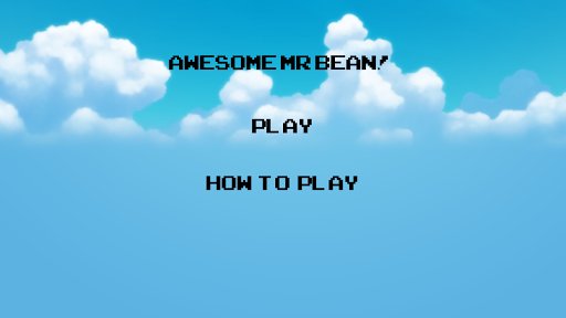 Awesome Mr Bean 2D Platformer