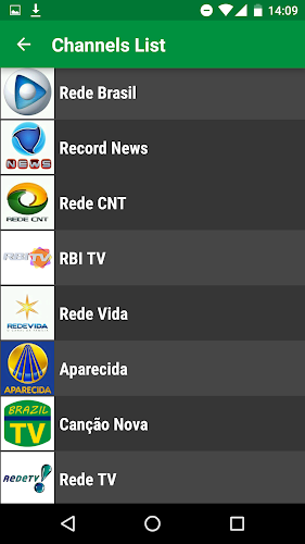 Download TV Brazil - Free TV Guide APK latest version app by Tivion