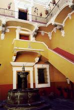 Photo: #015-Le musée Amparo à Puebla
