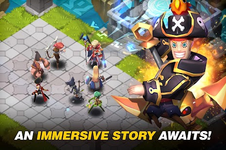 Fantasy War Tactics- screenshot thumbnail