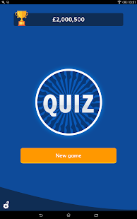 Quiz Game 2020