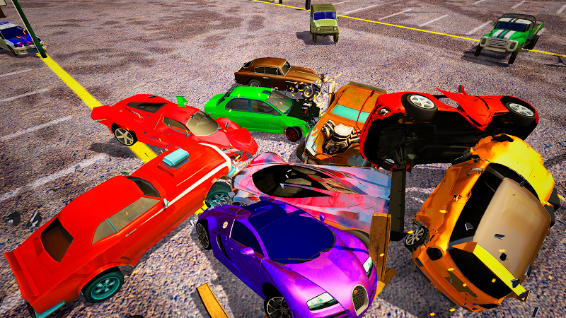 Derby Destruction Simulator Screenshot 1