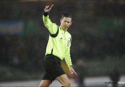 Franck De Bleeckere invité par l'UEFA à titre d'observateur des équipes arbitrales